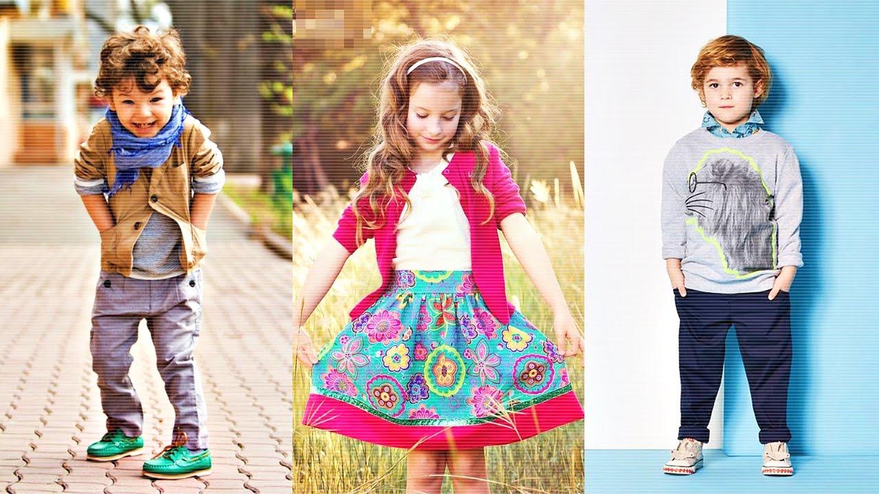 Las mejores combinaciones de ropa para ni os y ni as youtube for Colgadores de ropa de pared