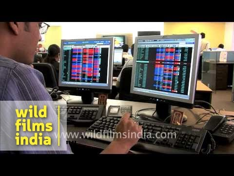 Inside Bombay Stock Exchange - BSE