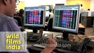 Inside Bombay Stock Exchange - BSE