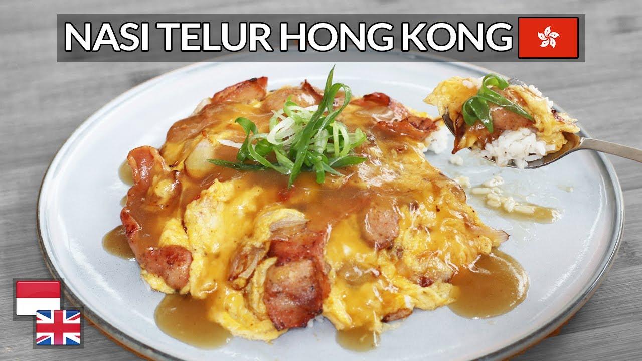 Download 5 Menit Jadi! Resep Nasi Telur Hong Kong: Gurih & Ekonomis [Egg Chiffon Rice]