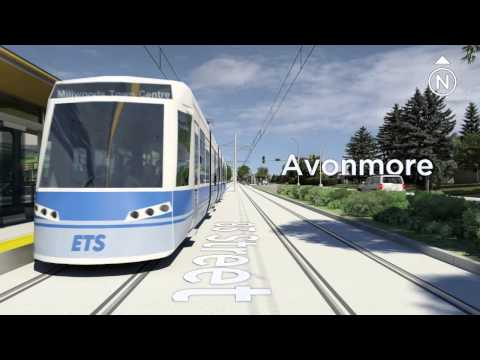 Valley Line LRT Animation