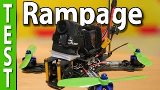 Skull and Drones Rampage - my fastest racing drone (Speedtests, Full review + Flights)