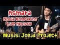 ASMARA - Novia Kolopaking Live Akustik Musisi Jogja Project - Pendopo Lawas Jogja