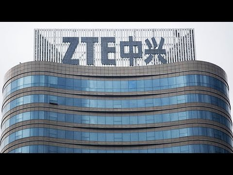 US Fines Chinese Tech Giant ZTE $1.2 Billion | China Uncensored