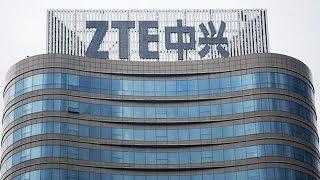 US Fines Chinese Tech Giant ZTE $1.2 Billion | China Uncensored