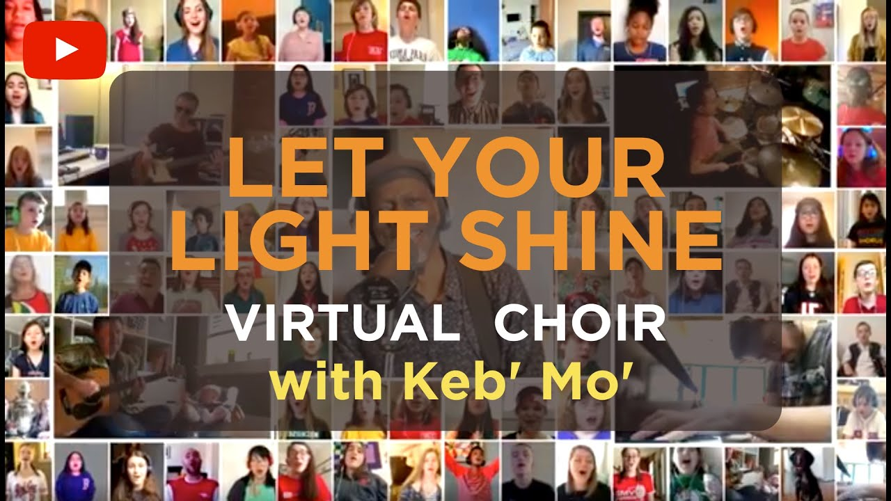 Download Let Your Light Shine with Keb' Mo' | Virtual Choir | BCC Online