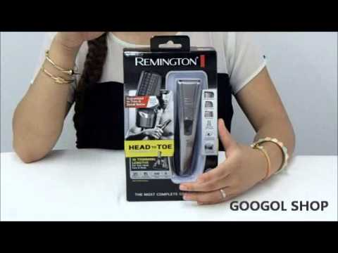 REMINGTON Head To Toe Grooming Kit thumbnail