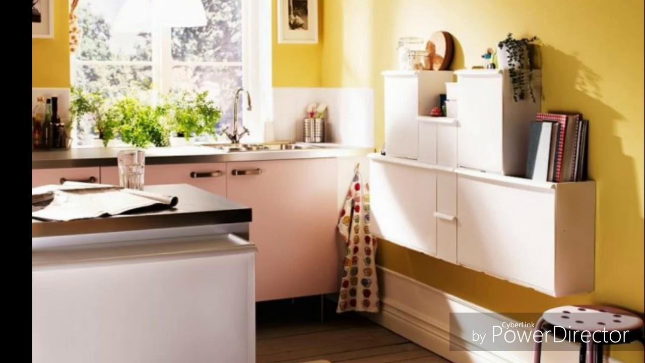 petite cuisine moderne أفكار راقية للمطابخ الصغيرة