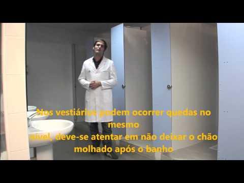 Видео Riscos ocupacionais em profissionais de enfermagem no ambiente hospitalar
