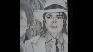 Michael Jackson Drawing (Part 6)