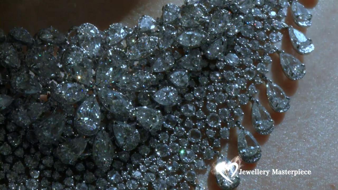 NIRAV MODI – Luxury diamond jewellery presented at the Paris ...