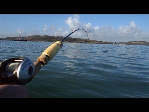 Kayak Fishing - Jigging For Herring