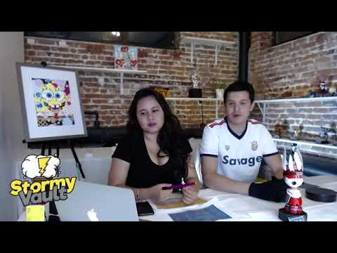 Stormy Vault's First Virtual Show - Filipino Show
