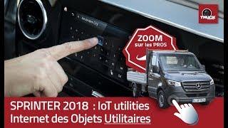 SPRINTER 2018  : IoT utilities  - Internet des Objets Utilitaires