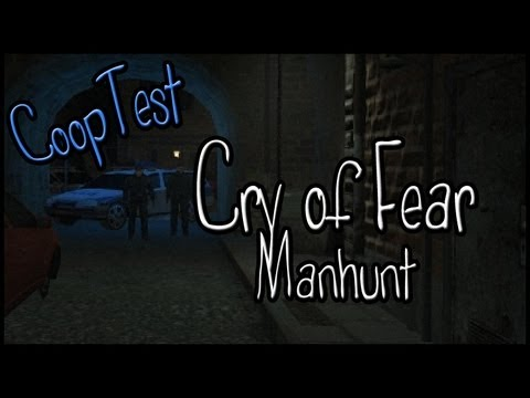 Cry Of Fear- Man Hunt - FR CoOp Gameplay [MoiCoopToi]