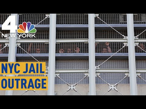 Federal Jail in NYC Without Heat, Power for Days | NBC New York