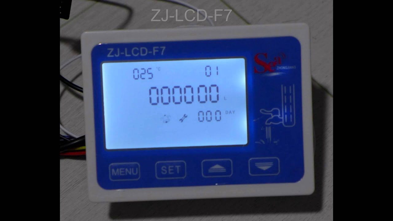 Lj Lcd F7 Ro Pure Water Filter Controller Display