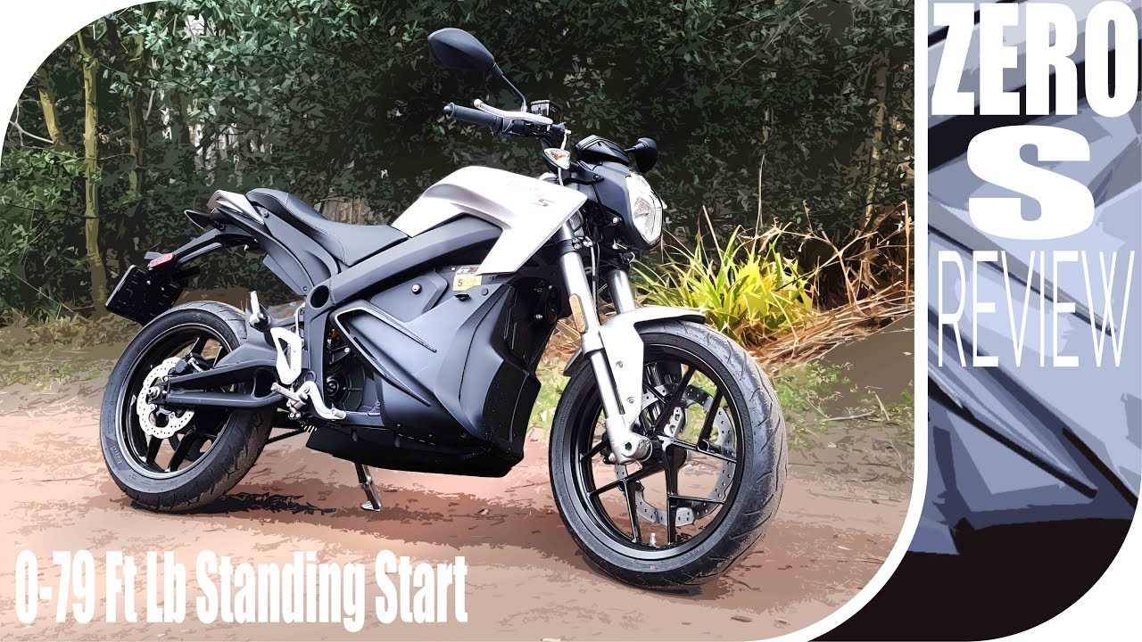 2018 Zero S First Ride Review