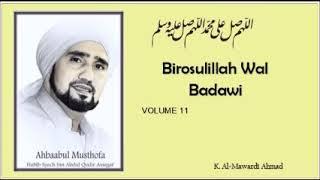 Sholawat Habib Syech - Birosulillah Wal Badawi - volume 11