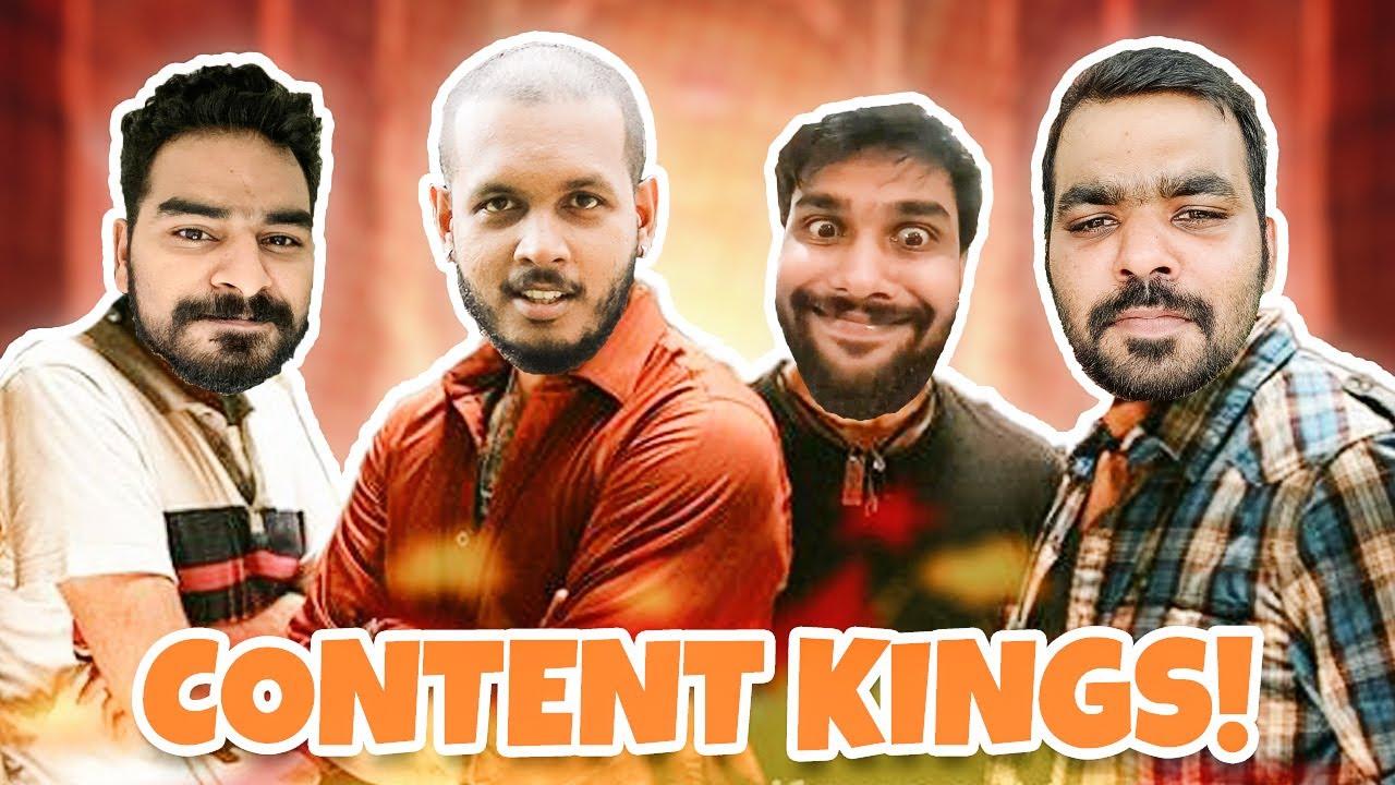 ആരാണ് യഥാർത്ഥ Content Making King?