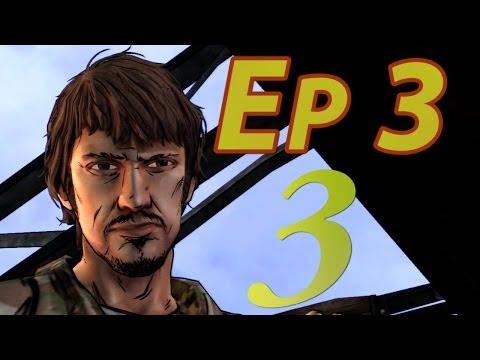 The Walking Dead Season 2 In Harm's Way Part 3 (Choice Path 1) Tell Bonnie, Admit Theft, Restrain