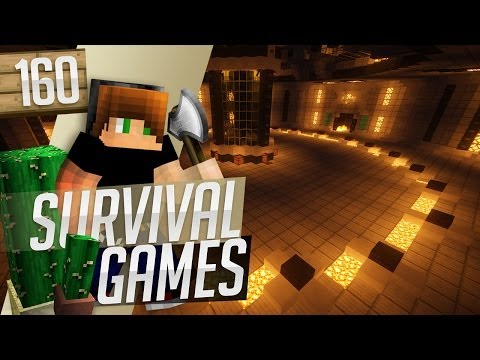 Minecraft: Survival Games! Ep. 160 - I Am An Overachieving Slacker