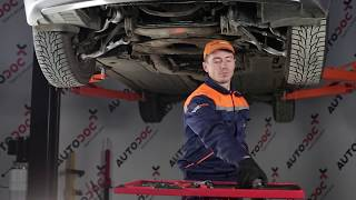 How to replace Accessory Kit, disc brake pads BMW 5 (E60) Tutorial
