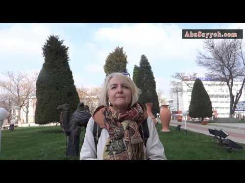 Eugénie, Guide franco/ russophone de Tachkent