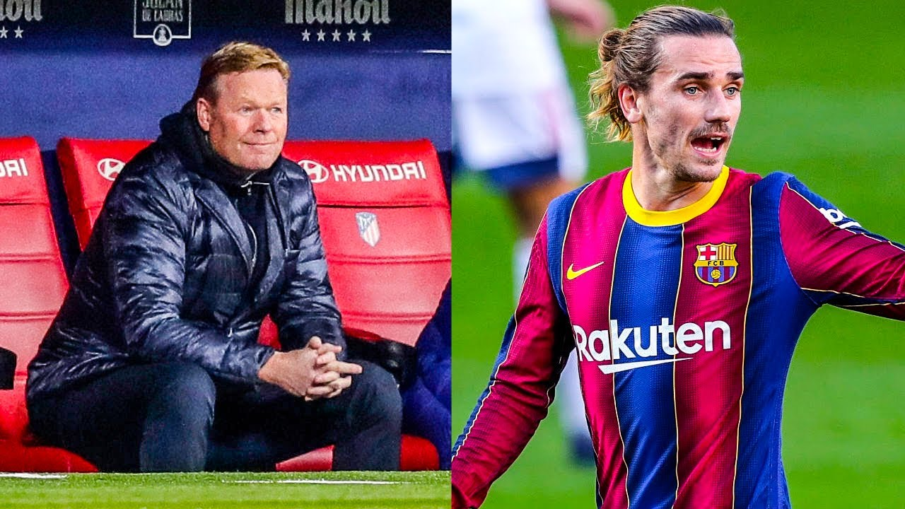 Barcelona have taken a giant step backwards in La Liga - Koeman ...