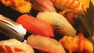 Япония. Японские суши и ужасная смерть маленького ролла.