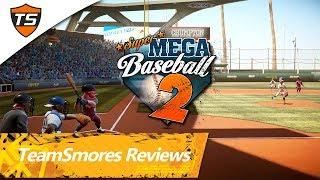 TeamSmores Reviews - Super Mega Baseball 2