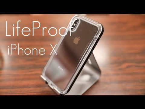 official photos 5f864 c5349 LifeProof NEXT Case - Dust, Dirt and Snow Protection! - iPhone X - Hands On  Review