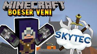 AUS SKYTEC VERBANNT | Minecraft BÖSER VENI | baastiZockt