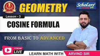 Geometry    Cosine Formula   