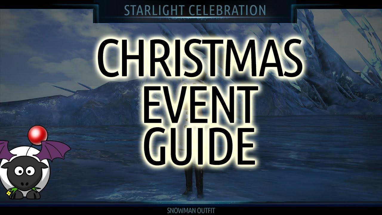 Starlight Celebration - Christmas Event Guide Final Fantasy XIV A ...