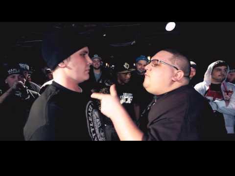 BeastMODE - REEALITY vs Q DA GENERAL - Rap Battle