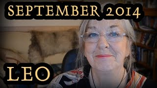 Leo Horoscope for September 2014