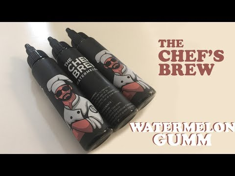The Chef's Brew - Watermelon Gumm