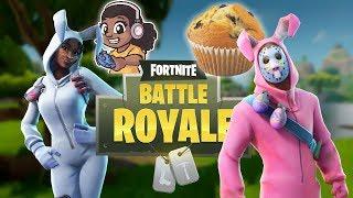 Playing w/ the GOAT PHD McStuffins |Fortnite Battle Royale