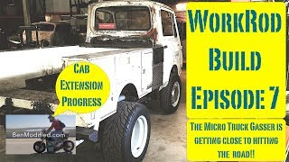 The WorkRod Ep.7 - aka Tiny Truck of Terror aka Kei Gasser