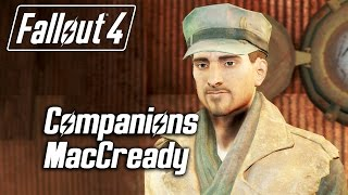 Fallout 4 - Companions - Meeting MacCready