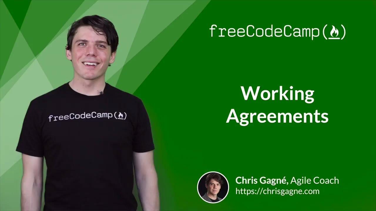 Working agreement agile software development youtube working agreement agile software development platinumwayz