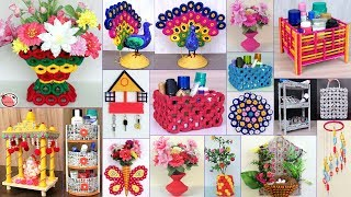 18... News Paper Craft || UseFull - DIY Room Decor 2019 !!!