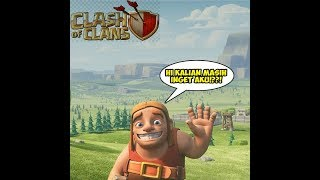 Apa Kalian Ngak Kasihan?!!?!? - Clash Of Clans Indonesia #1