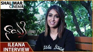 Ileana About Trisha's Act in Nayaki Movie || Shalimarcinema