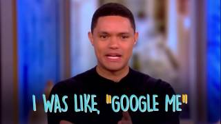 Trevor Takes A Stroll and Touchdown, Joy! | The View