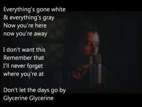 ♪ BUSH  Glycerine  @ the Second Citys 24hr benefit lyrics