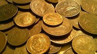 eres de mexico? sabias que existian estas monedas?