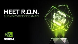 Встречайте GeForce RTX R.O.N.