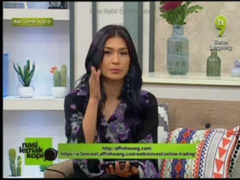 Dato' Dr Nazri Khan - NLKO TV9 Bersama Bursa Malaysia